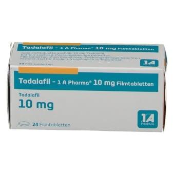 Tadalafil 1a Pharma