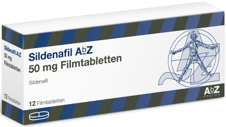 Sildenafil AbZ