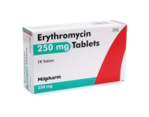 Erytromycin