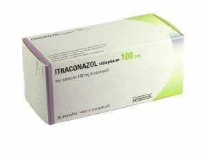 Itraconazol