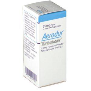Aerodur Turbohaler