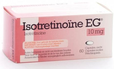 isotretinoine