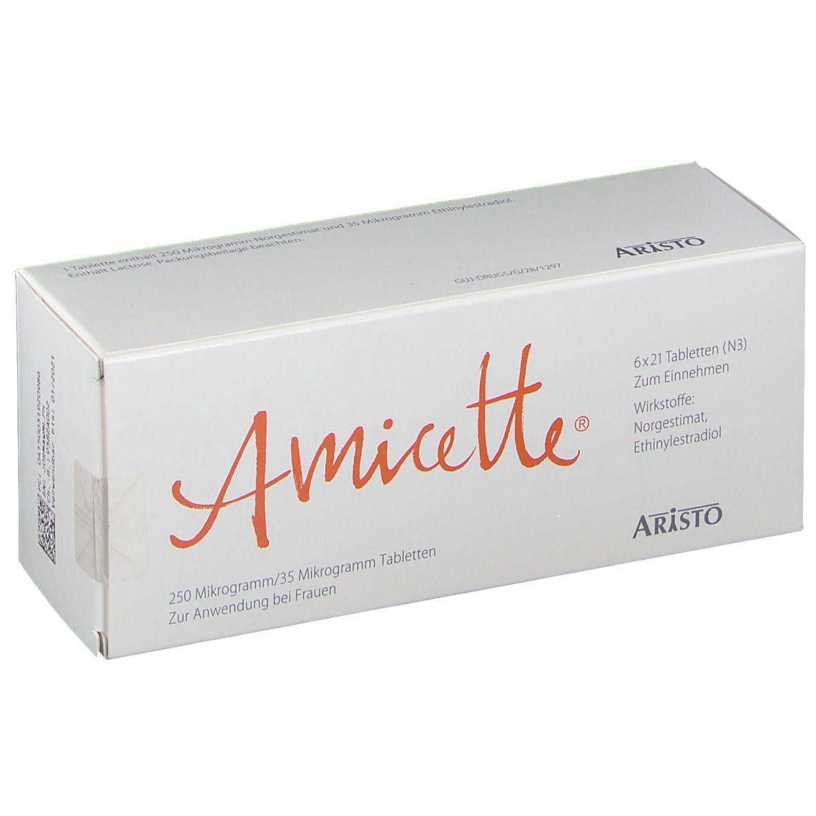 Amicette Pille