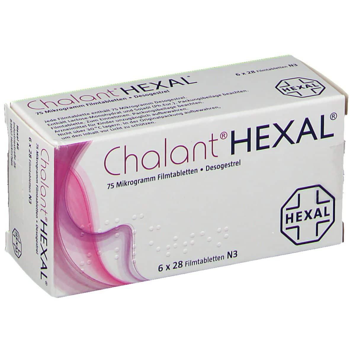 CHALANT HEXAL