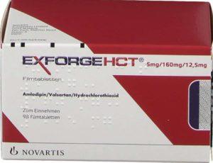 Exforge HCT