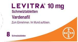 Levitra Schmelztabletten