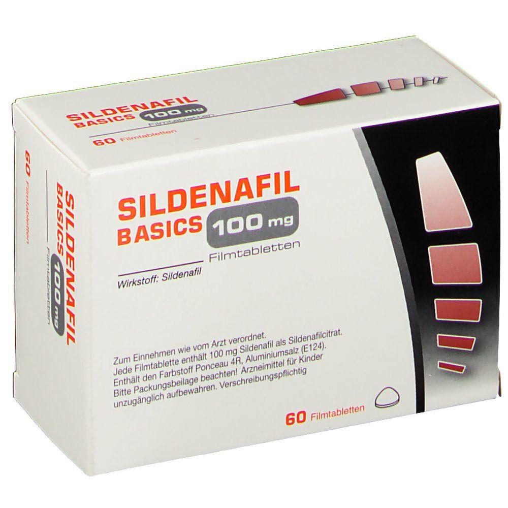 Sildenafil Basics